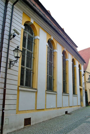 Synagoge Ansbach